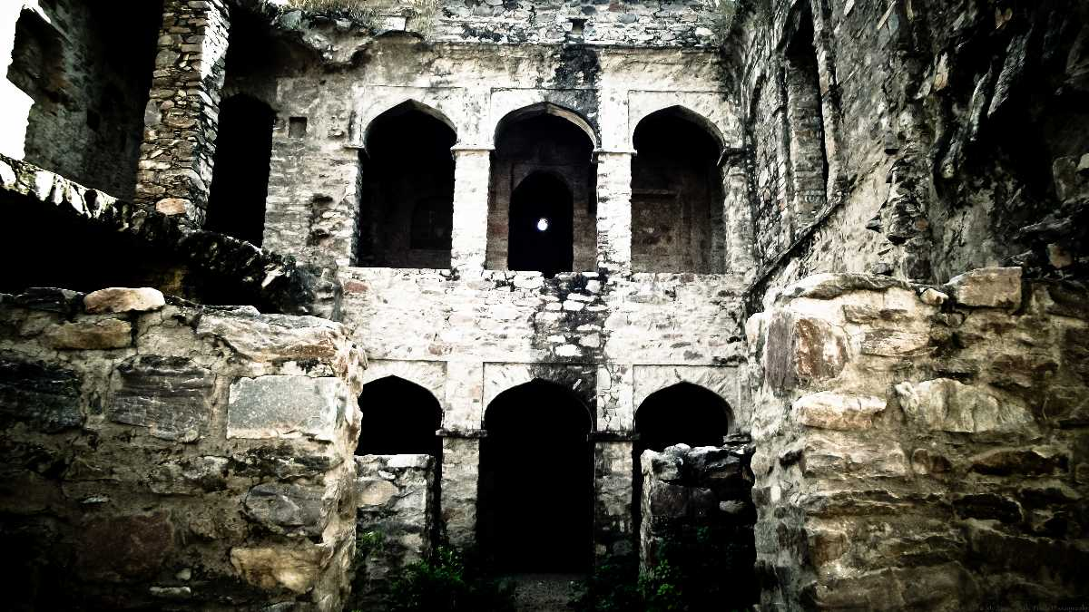 Spooky Places in India