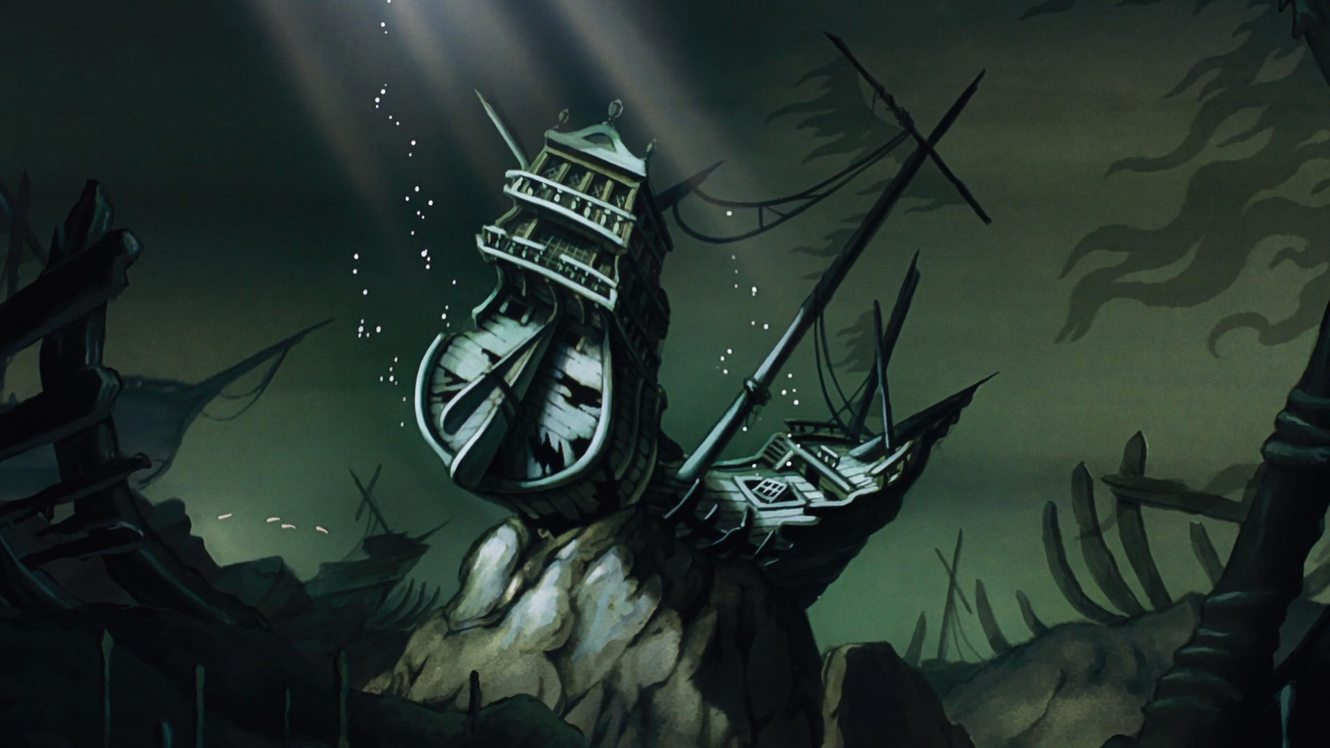 top 5 sunken ships of all time