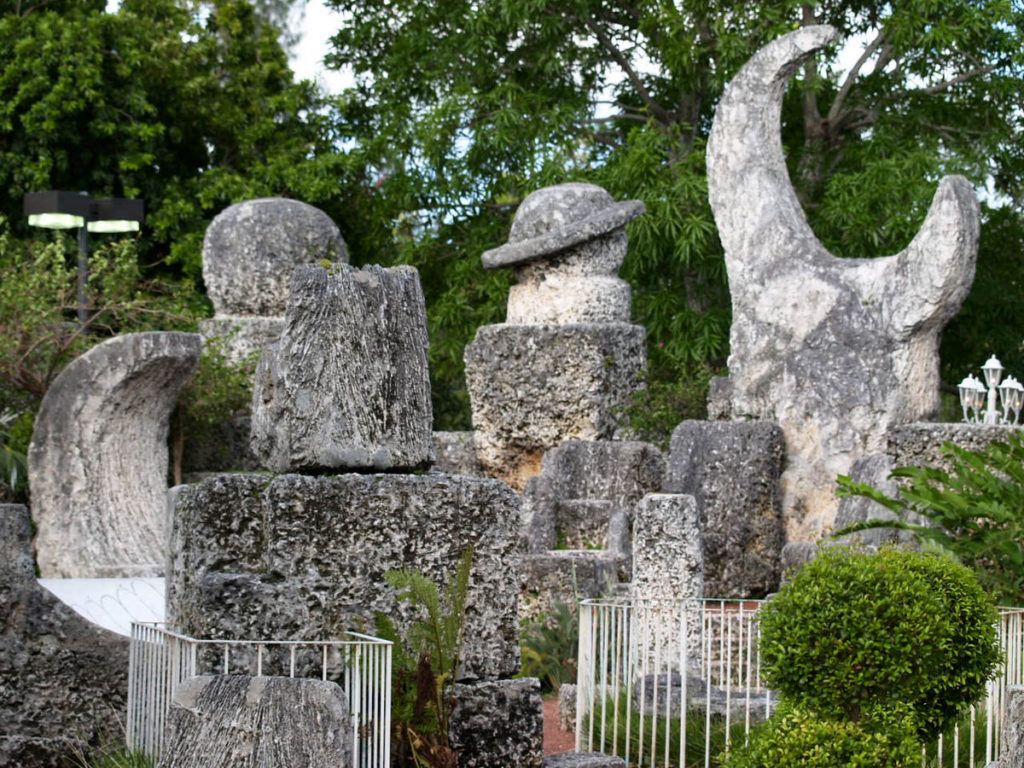 CORAL Love CASTLE, Florida, USA